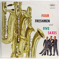 Four Freshmen And Five Saxes (U.S. press)