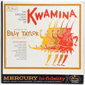 Original Jazz Score Of Kwamina, The