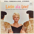 Latin ala Lee! : Broadway hits styled with an Afro-Cuban Beat