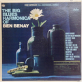 Big Blues Harmonica Of Ben Benay, The