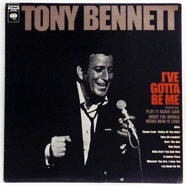Hi-Fi Record Store   トニー・ベネット(Tony Bennett)   I've Gotta ...