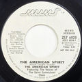 American Spirit, The (mono) / American Spirit, The (stereo)