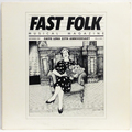 Fast Folk Musical Magazine Vol.2  No.7 : Caffe Lena 25th Anniversary