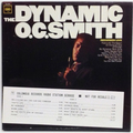 Dynamic O.C. Smith, The : Recorded Live