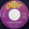 Take Me In Your Arms (Rock Me A Little While) / Don't Compare Me With Her