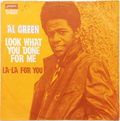 Look What You Done For Me / La-La For You (German picture sleeve)
