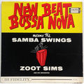 New Beat Bossa Nova (Meats The Samba Swings)
