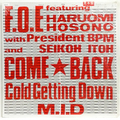 COME★BACK / Cold Getting Down