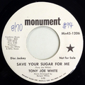 Save Your Sugar For Me / My Friend