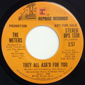 They All Ask'd For You (mono) / They All Ask'd For You (stereo)