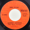 George Jackson (Big Band Version) / George Jackson (Acoustic Version)