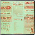 Broadside Ballads Vol.1 (1964 reissue)