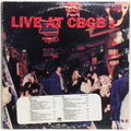Live At CBGB's - The Home Of Underground Rock