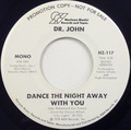 Dance The Night Away With You (mono) / Dance The Night Away With You (stereo)