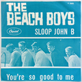 Sloop John B / You're So Good To Me (Holland press)