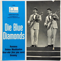 Die Blue Diamonds (German 4songs EP)