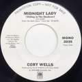 Midnight Lady (hiding In The Shadows) (mono) / Midnight Lady (hiding In The Shadows) (stereo)